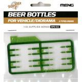Набор пивных бутылок (MENG-SPS011) Масштаб:  1:35