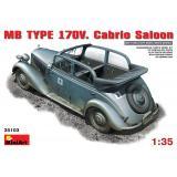 MA35103  MB Typ 170V. Cabrio Saloon