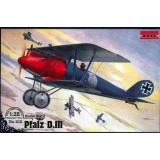 RN613  Pfalz D.III WWI German fighter (Літак)