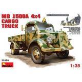MA35150  MB L1500 A 4x4 Cargo Truck