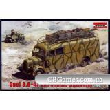 RN723  Opel 3.6-47 Blitz Omnibus Stabswagen