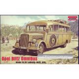RN721  Opel Blitz Omnibus W39, Afrika corps