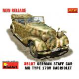 MA35107  German Staff Car Typ 170V. Cabriolet B