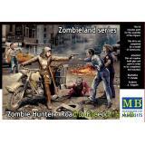 Охотник на зомби  - Дорога к свободе. Серия Zombieland (MB35175) Масштаб:  1:35