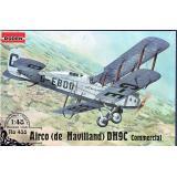 RN435  De Havilland D.H.9C