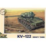 Пластиковая модель танка КВ-122 (PST72009) Масштаб:  1:72