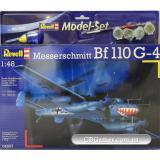 Подарочный набор с самолетом Bf 110 G-4 (RV64857) Масштаб:  1:48
