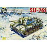 ПТ-САУ СУ-76и (MW7254) Масштаб:  1:72