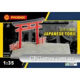 Ритуальные врата Японии (PHX-HQ35009) Масштаб:  1:35