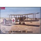 RN436  De Havilland D.H.9 Ambulance