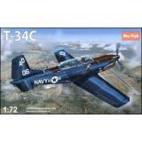 SH7223 T-34C Turbomentor (новая декаль) (SH7223) Масштаб:  1:72