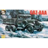 Советский автомобиль ГАЗ-ААА (MW7234) Масштаб:  1:72