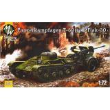 Советский легкий танк T-60(r) с зенитной пушкой Flak-30 (MW7258) Масштаб:  1:72