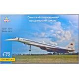 Советский сверхзвуковой пассажирский самолет Ту-144 (MSVIT7203) Масштаб:  1:72