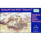 Средний танк M4A4