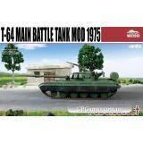 Танк T-64 мод. 1975 (MC-UA72013) Масштаб:  1:72