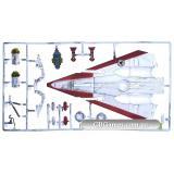 Звездные войны. Звездный истребитель Kit Fisto's (Clone Wars) (RV06688) Масштаб: