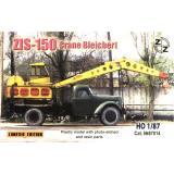 ZZ87014 ZiS-150 Crane Bleichert (ZZ87014) Масштаб:  1:87