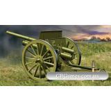 76.2мм (3-х дюймовая) полевая пушка обр.1902/1930 (ACE72252) Масштаб:  1:72