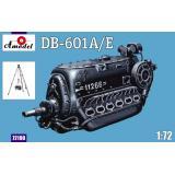 Авиационный двигатель DB-601A/E (AMO72190) Масштаб:  1:72