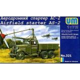 Авиастартер АС-2 на базе грузовика ГАЗ-ААА (UM321) Масштаб:  1:72
