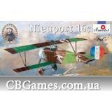 Биплан Nieuport 16c (AMO3202) Масштаб:  1:32