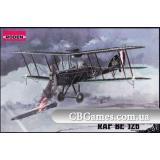 RN412  RAF Be12b (Літак)