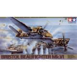 Британский самолет Бристоль Бофайтер Mk.6 (TAM61053) Масштаб:  1:48