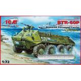 ICM72901  BTR-60P Sovsiet infantry vehicle