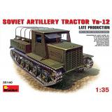 MA35140  Soviet artillery tractor Ya-12, late production