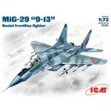 ICM72141  MiG-29 Soviet modern fighter