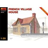 MA35510  French village house (Споруди)