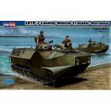Десантно-гусеничная машина-амфибия морской пехоты США LVTP-7 (HB82409) Масштаб:  1:35