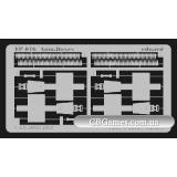 Фототравление 1/35 современные патронные ящики (EDU-TP016) Масштаб:  1:35