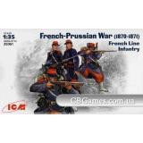 ICM35061  French Line Infantry (Фігури)