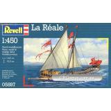 Галера La Reale (RV05897) Масштаб:  1:450