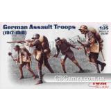 ICM35291  German Assault Troops, 1917-1918 (Фігури)