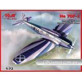 ICM72231  Heinkel He 70F-2 Spanish reconnaissance plane