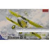 RN018  Albatros D.II Oeffag s.53 (Літак)