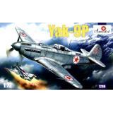 Истребитель Як-9П (пушечный) (AMO7286) Масштаб:  1:72