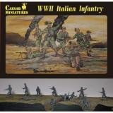 Итальянская пехота (CMH072) Масштаб:  1:72