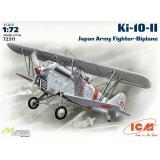 ICM72311  Ki-10-II Japan army fighter-biplane