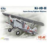 ICM72311  Ki-10-II Japan army fighter-biplane