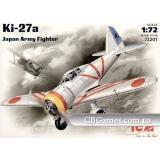 ICM72201  Кі-27а, японский истребитель