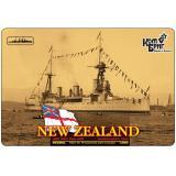 Линейный крейсер HMS New Zealand Battlecruiser (Полная версия корпуса) (CG3532FH) Масштаб:  1:350