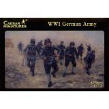 Немецкая армия Первой мировой войны (CMH035) Масштаб:  1:72