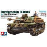Немецкая САУ Sturmgeschutz III Ausf. G (TAM35310) Масштаб:  1:35