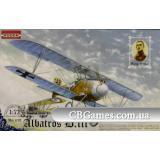 RN012  Albatros D.III (Літак)