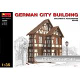 MA35506  German city building (Споруди)