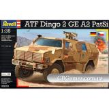 Патрульный бронеавтомобиль Dingo 2A GE A2 PatSi (RV03233) Масштаб:  1:35